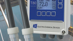 Monitors - Electro-Chemical Devices Triton TR86 Turbidity Analyzer