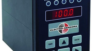 Electro-Sensors process meter