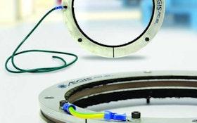 Electro Static iPRO monitoring ring