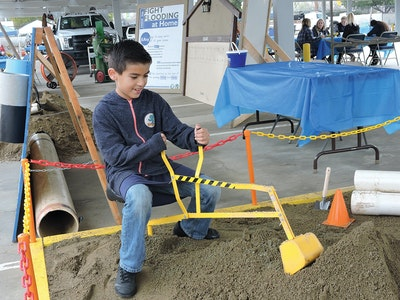 Water-Wise Wednesdays, Splash Into Spring: Just Two of This District's Outreach Initiatives
