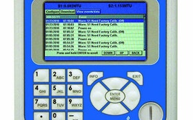 Data Acquisition Systems - Continuous  measurement analyzer