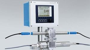 Endress+Hauser analytical transmitter