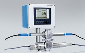 Endress+Hauser analytical transmitter