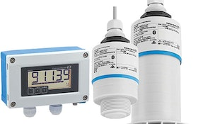 Endress+Hauser Micropilot free-space 	radar level transmitters