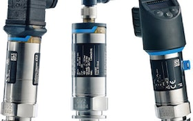 Endress+Hauser pressure transducers