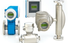 Endress+Hauser smart flowmeters