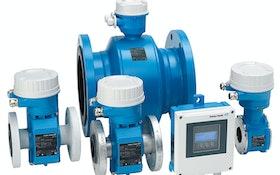 Flow Monitoring - Endress+Hauser Promag 400