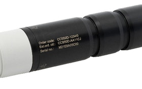 Endress+Hauser CCS50D chlorine dioxide sensor