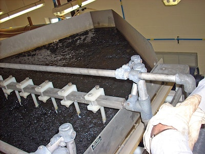 Biosolids Management and Headworks