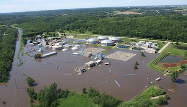Safeguard Your Treatment Plant Against Flooding