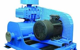 High-Efficiency Motors/Pumps/Blowers - Eurus Blower Blower Package