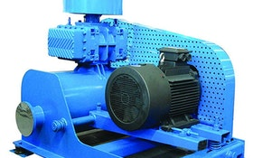 Aeration Equipment - Bi-lobe aeration blower