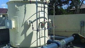 Biofiltration - Evoqua Water Technologies WHISPER Biofilter