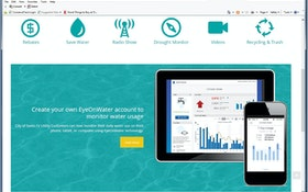 New App Allows Water Customers to Track Usage