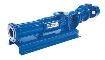 Reduce Maintenance Time with EZstrip Transfer Pump