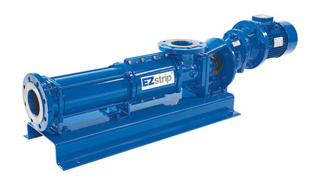 Reduce Maintenance Time with EZstrip Transfer Pump
