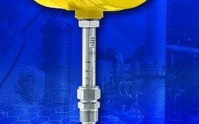 Fluid Components International ST100 flowmeter