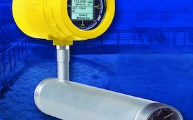 FCI in-line thermal mass flowmeter