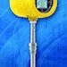 Flow Monitoring - Air/gas flowmeter