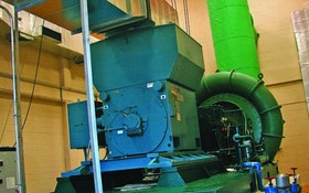 Revitalizing Old Aeration Blowers With VFDs