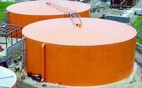 Storage Tanks - Fisher Tank Company steel storage tanks