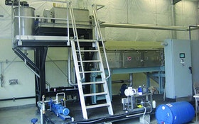 Aftermarket Parts/Service - FKC skid-mounted dewatering system