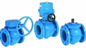 Flomatic Flo-E-Centric plug valves