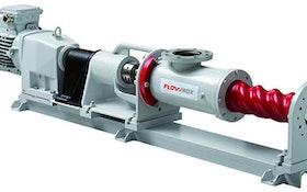 High-Efficiency Motors/Pumps/Blowers - Progressive cavity pump