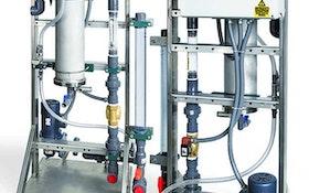 Chemical/Polymer Feeding Equipment - Fluid Dynamics dynaBLEND