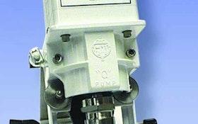 Metering Pumps - Fluid Metering Valveless Piston Metering Pump