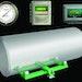 Chlorination/Dechlorination - Force Flow Chlor-Scale