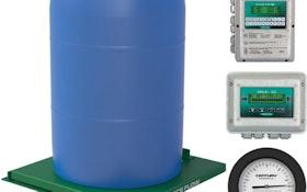 Chemical/Polymer Feeding Equipment - Force Flow Drumm-Scale