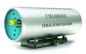 Chemical/Polymer Feeding Equipment - Force Flow/Halogen Chlor-Scale