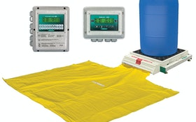 Monitors - Force Flow SpillSafe LX Drum Scale