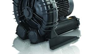High-Efficiency Motors/Pumps/Blowers - Regenerative blower