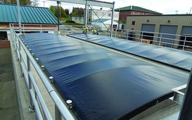 MBRs - Geomembrane Technologies MBR cover