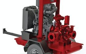Solids/Sludge Pump - Global Pump 6GST Mark II