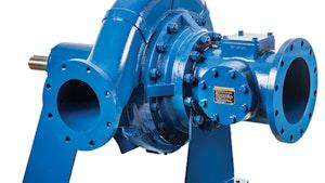 High-Efficiency Motors/Pumps/Blowers - Gorman-Rupp 6500 Series
