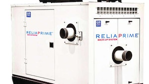 High-Efficiency Motors/Pumps/Blowers - Backup pumping system