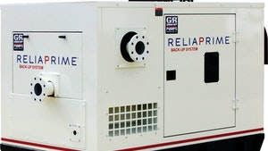 High-Efficiency Motors/Pumps/Blowers - Gorman-Rupp ReliaPrime