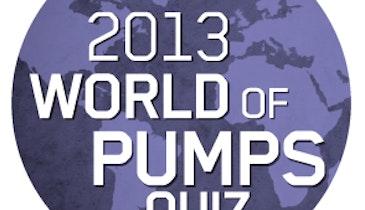 Engineers show skills on World of Pumps Quiz
