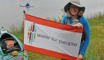 A Kayaking Mission for Clean Water