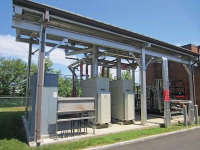 A New York District Drives Down Power Consumption While Pushing up On-Site Power Production