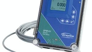Meters - Greyline Instruments DFM 6.1 Doppler flowmeter