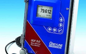Flow Control and Software - Greyline Instruments OCF 5.0