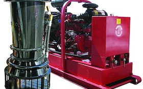 Submersible Pumps - Griffin Pump Hydraulic Submersible Pump