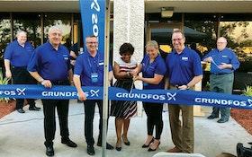 Grundfos Pumps celebrates opening of new Florida facility