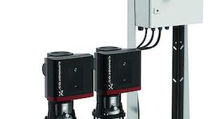 Process Control Systems - Grundfos Pumps Hydro MPC BoosterpaQ