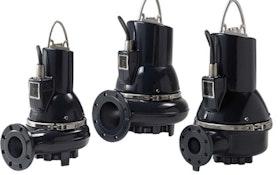 High-Efficiency Motors/Pumps/Blowers - Grundfos Pumps SL Submersible Wastewater Pump
