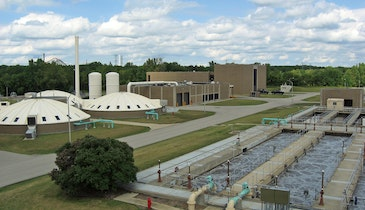 Aeration Enhancement Leads the Way in an Illinois City's Quest to Save on Energy
